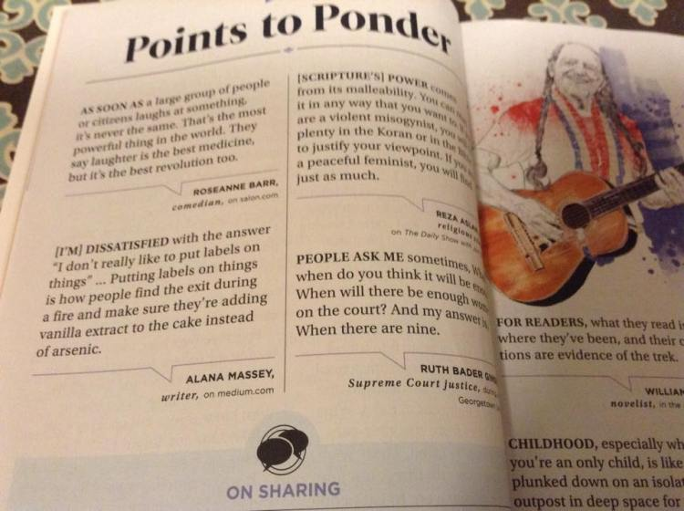 readers digest mention